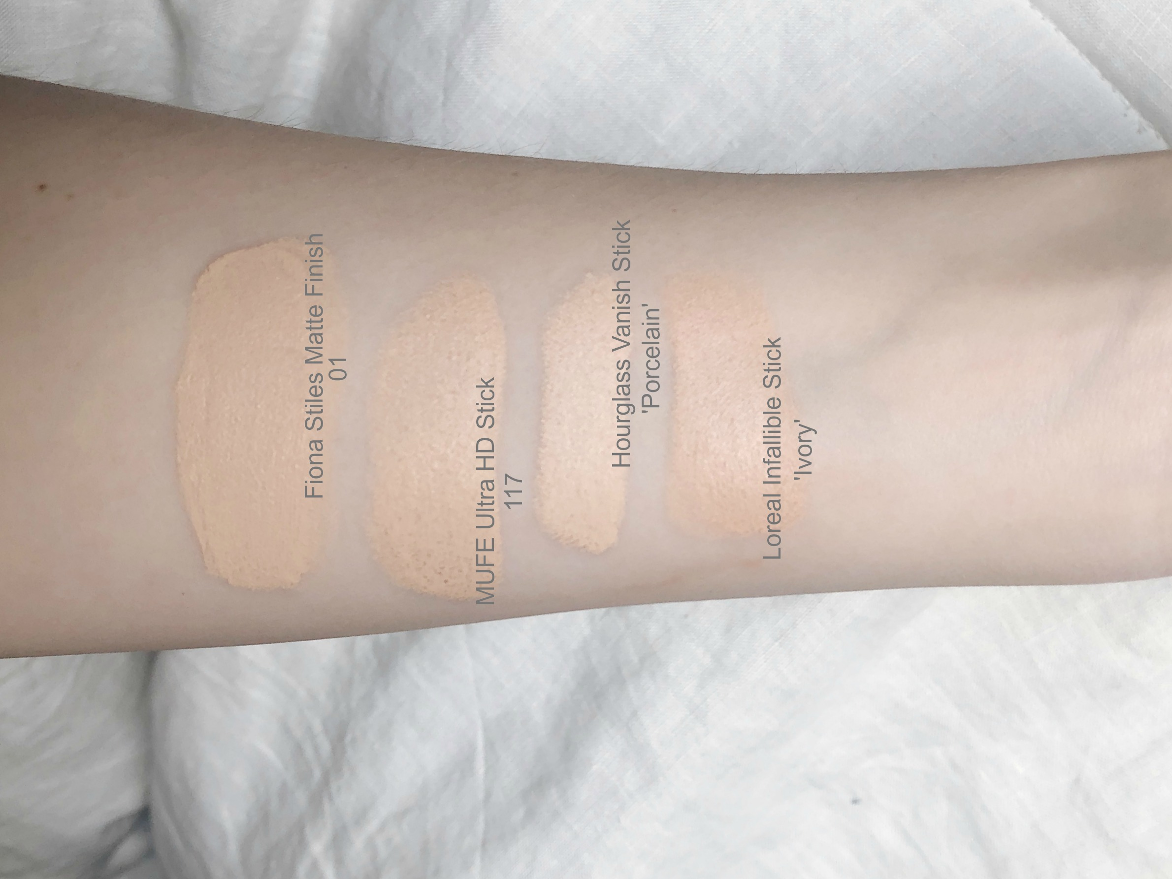 L Oreal Infallible Stick Foundation Review The Lipstick Narratives
